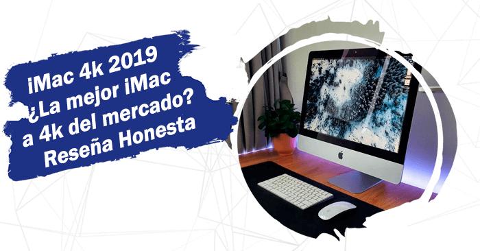iMac 4K 2019